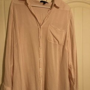 Tops - New Leaf Button Down